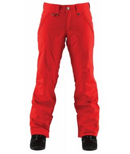 Bonfire Echo Snowboard Pants Saffron
