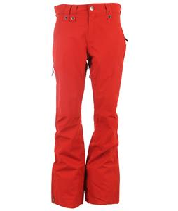 Bonfire Emerson Snowboard Pants Torch