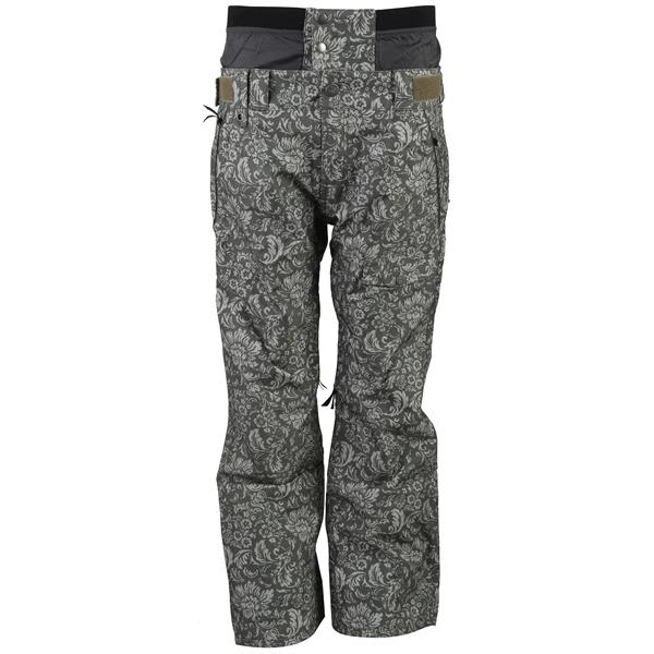 Bonfire Essence Print Snowboard Pants