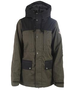 Bonfire Essence Solid Snowboard Jacket