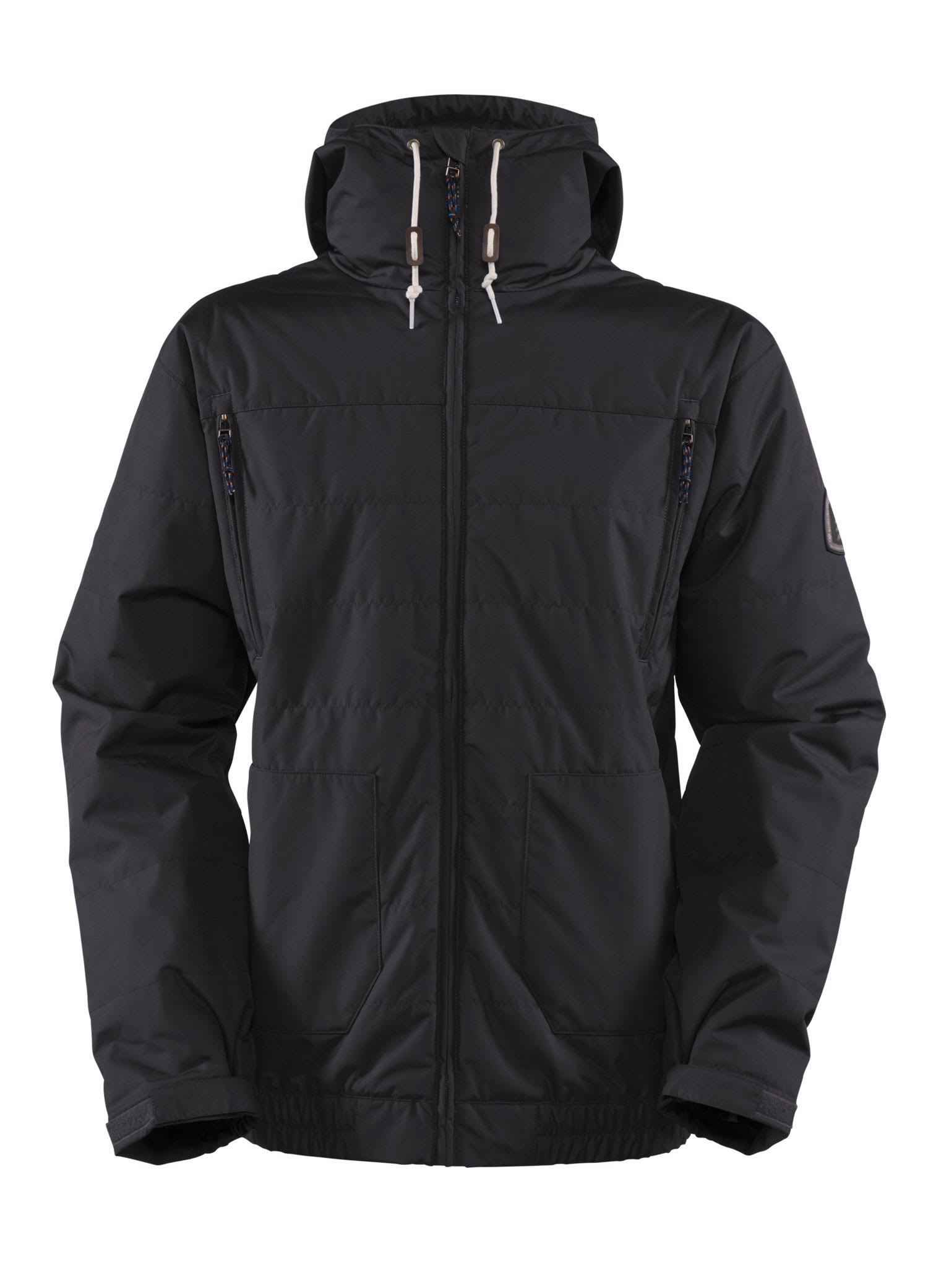 Bonfire Essential Awesome Snowboard Jacket Black - Men's
