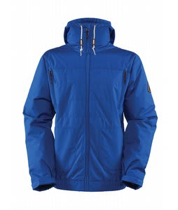Bonfire Essential Awesome Snowboard Jacket True Blue