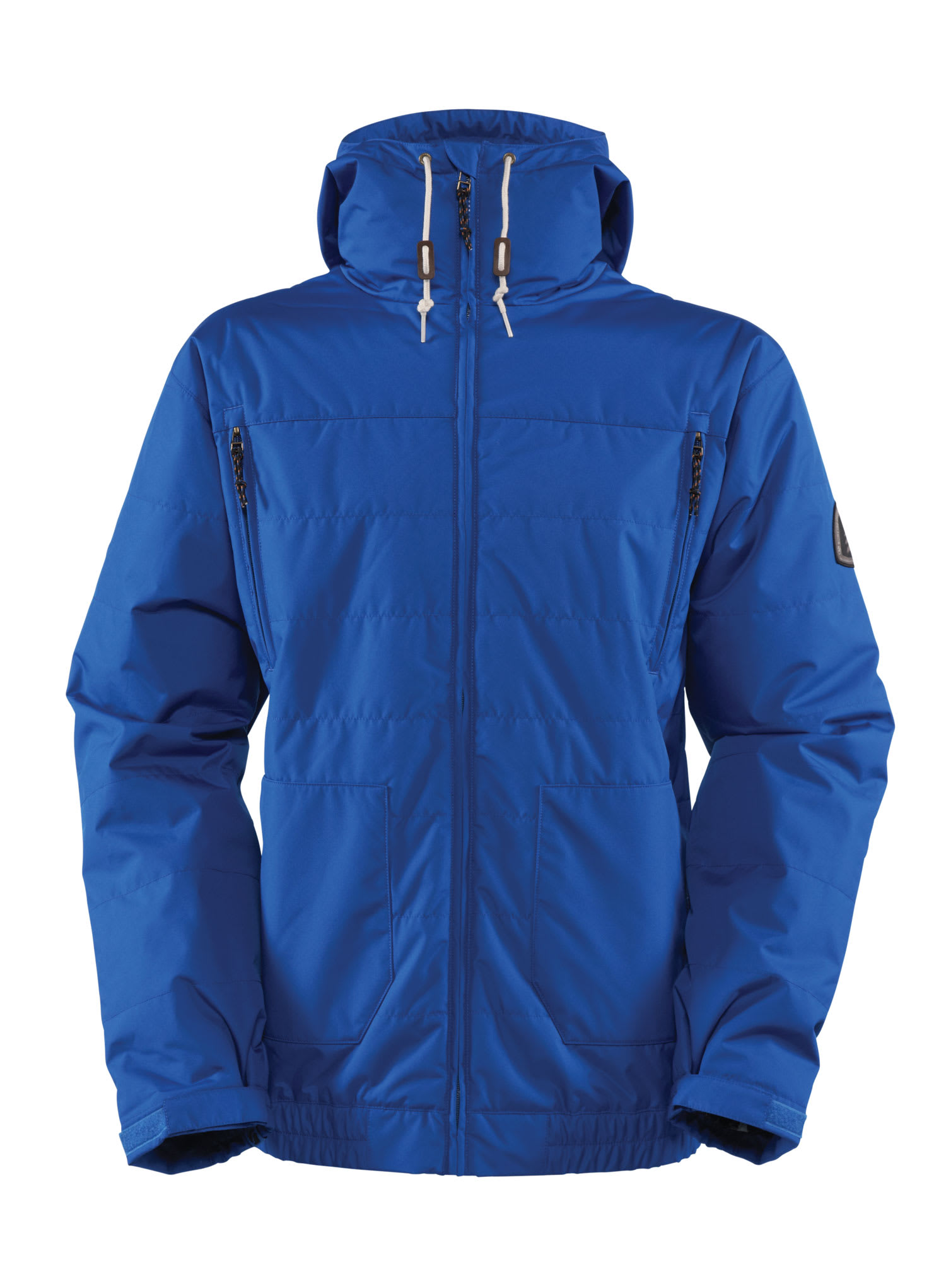 Bonfire Essential Awesome Snowboard Jacket True Blue - Men's