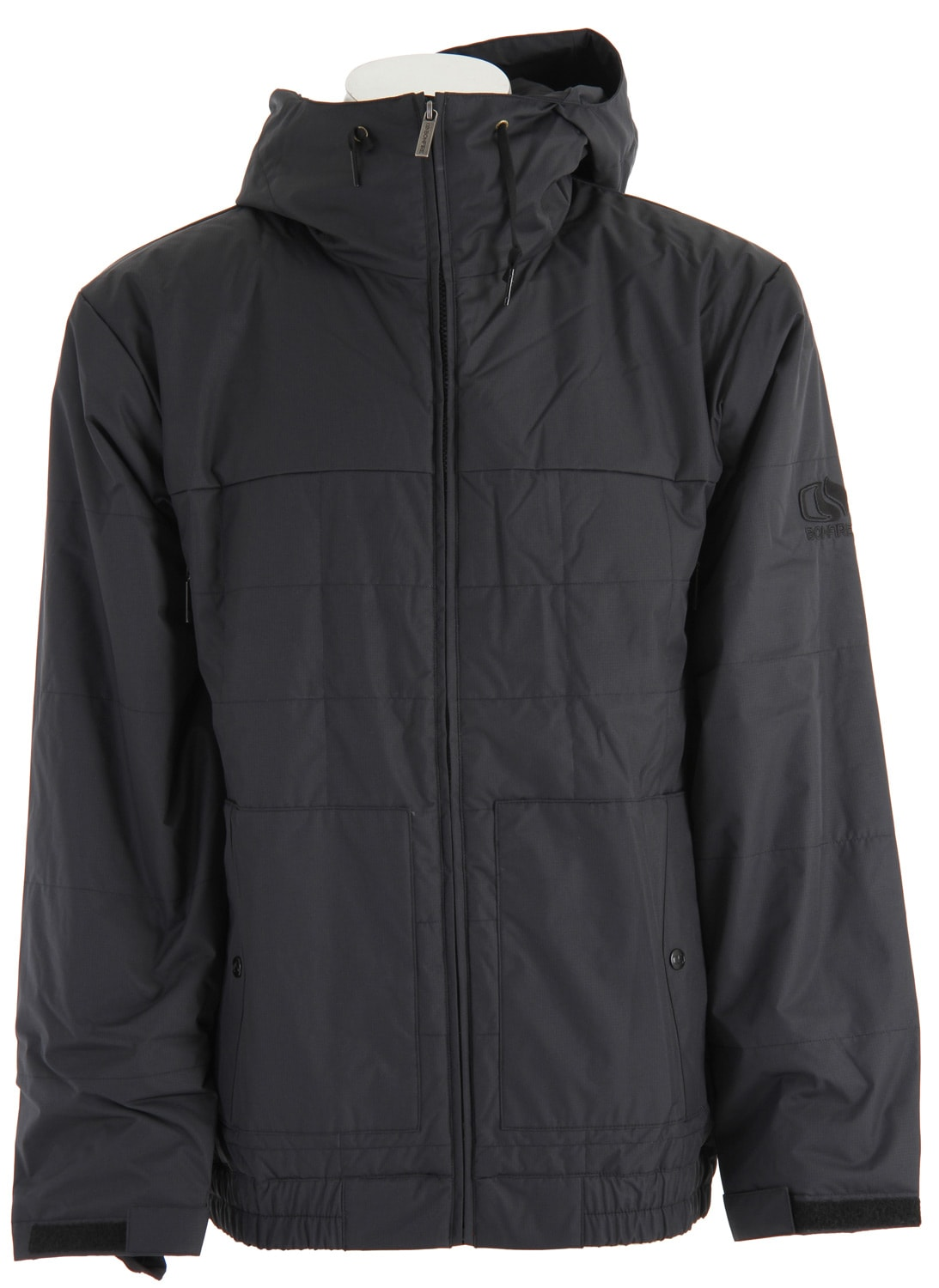 Bonfire Essential Awesome Jacket Black - Men's