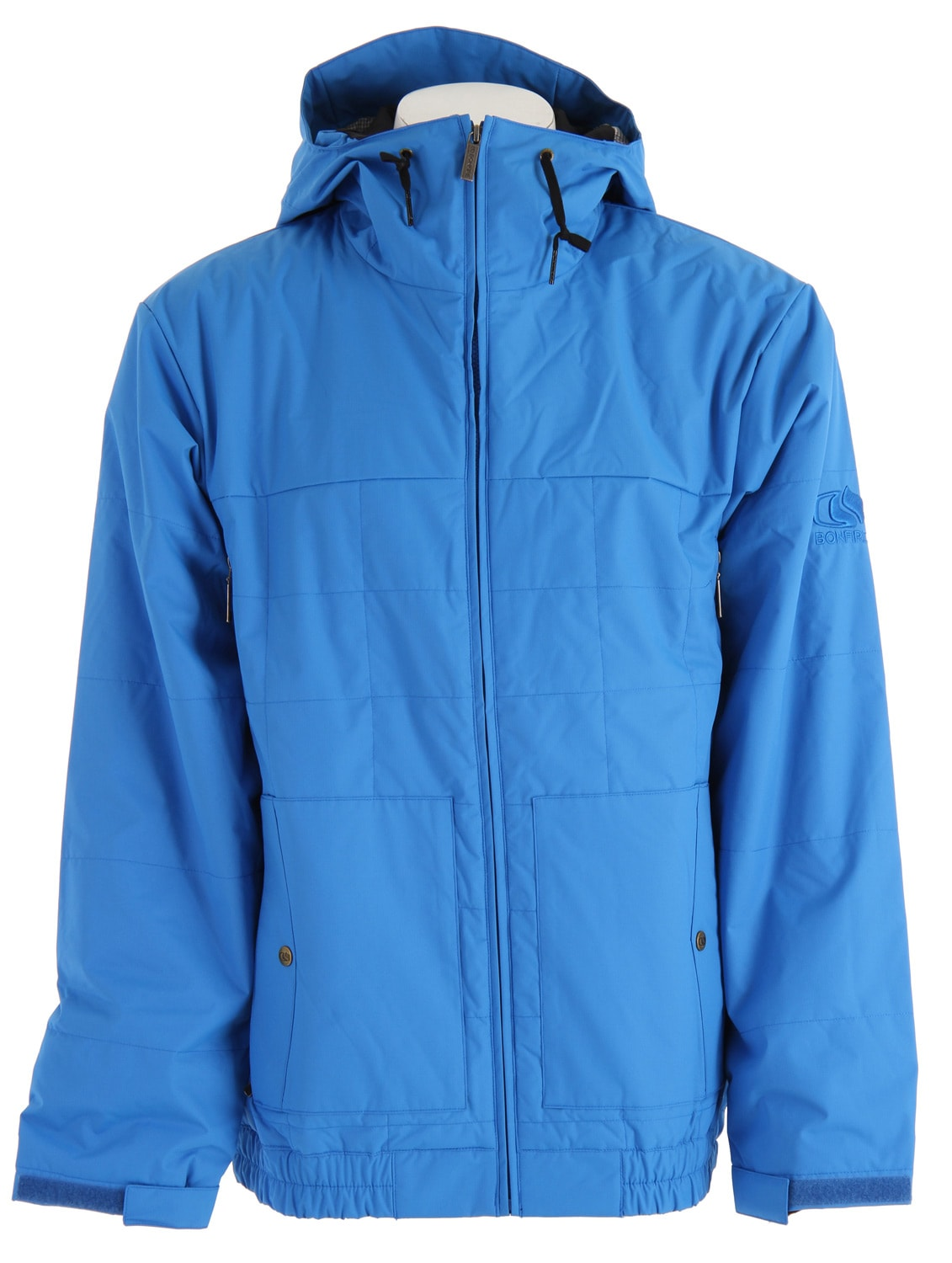 Bonfire Essential Awesome Jacket Bluebird - Men's
