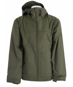 Bonfire Essential Awesome Jacket Herbe