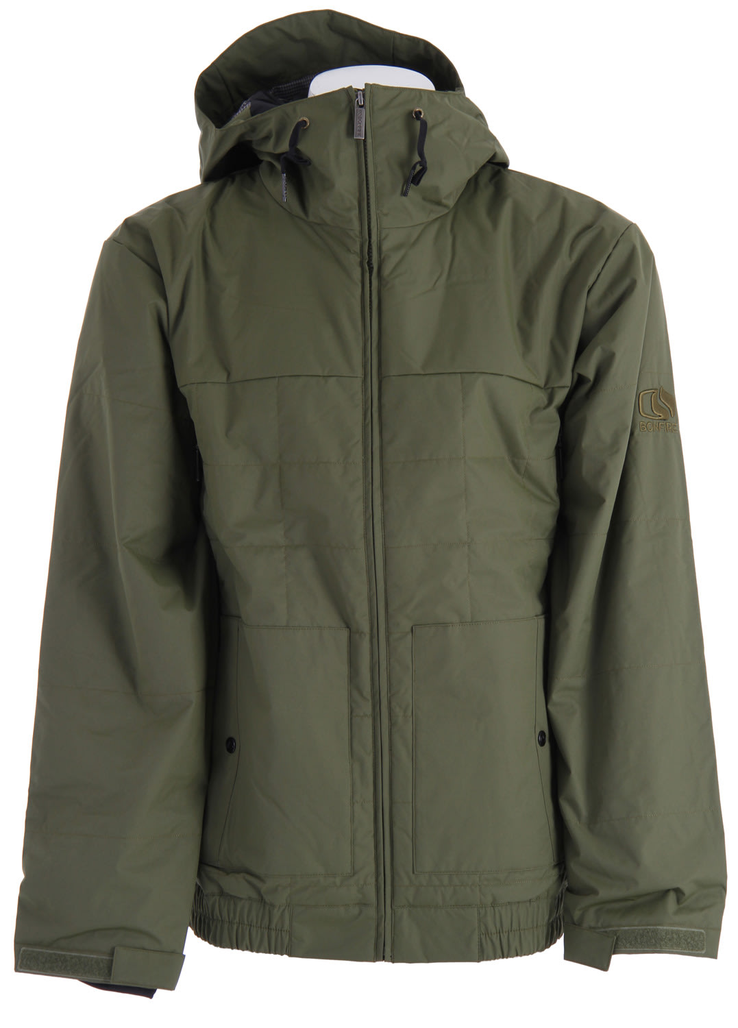 Bonfire Essential Awesome Jacket Herbe - Men's