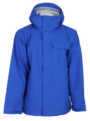 Bonfire Evolution Snowboard Jacket Sapphire