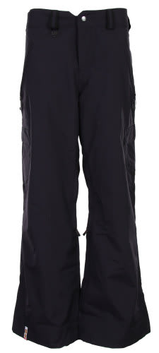 Bonfire Evolution Snowboard Pants Black