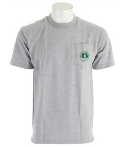 Bonfire Forestree T-Shirt Heather Grey