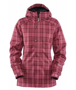 Bonfire Heavenly Snowboard Jacket Mahogany/Dusty Rose/Sand