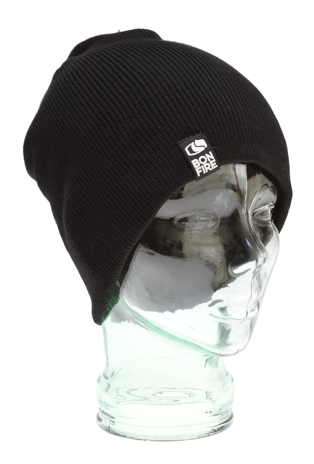Shop for Bonfire Helmet Beanie Black - Men's