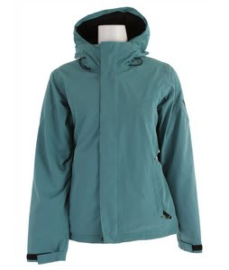 Bonfire Kiso Snowboard Jacket Aquamarine/Black