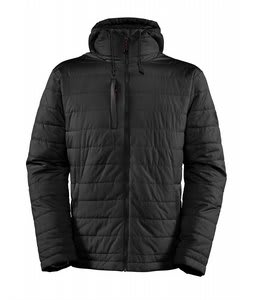 Bonfire Madras Jacket Black