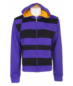 Bonfire Ninja Full Zip Hoodie Royal