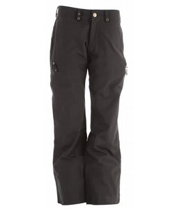 Bonfire Particle Snowboard Pants Black