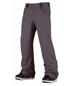 Bonfire Particle Snowboard Pants Iron