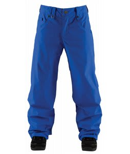 Bonfire Particle Snowboard Pants True Blue