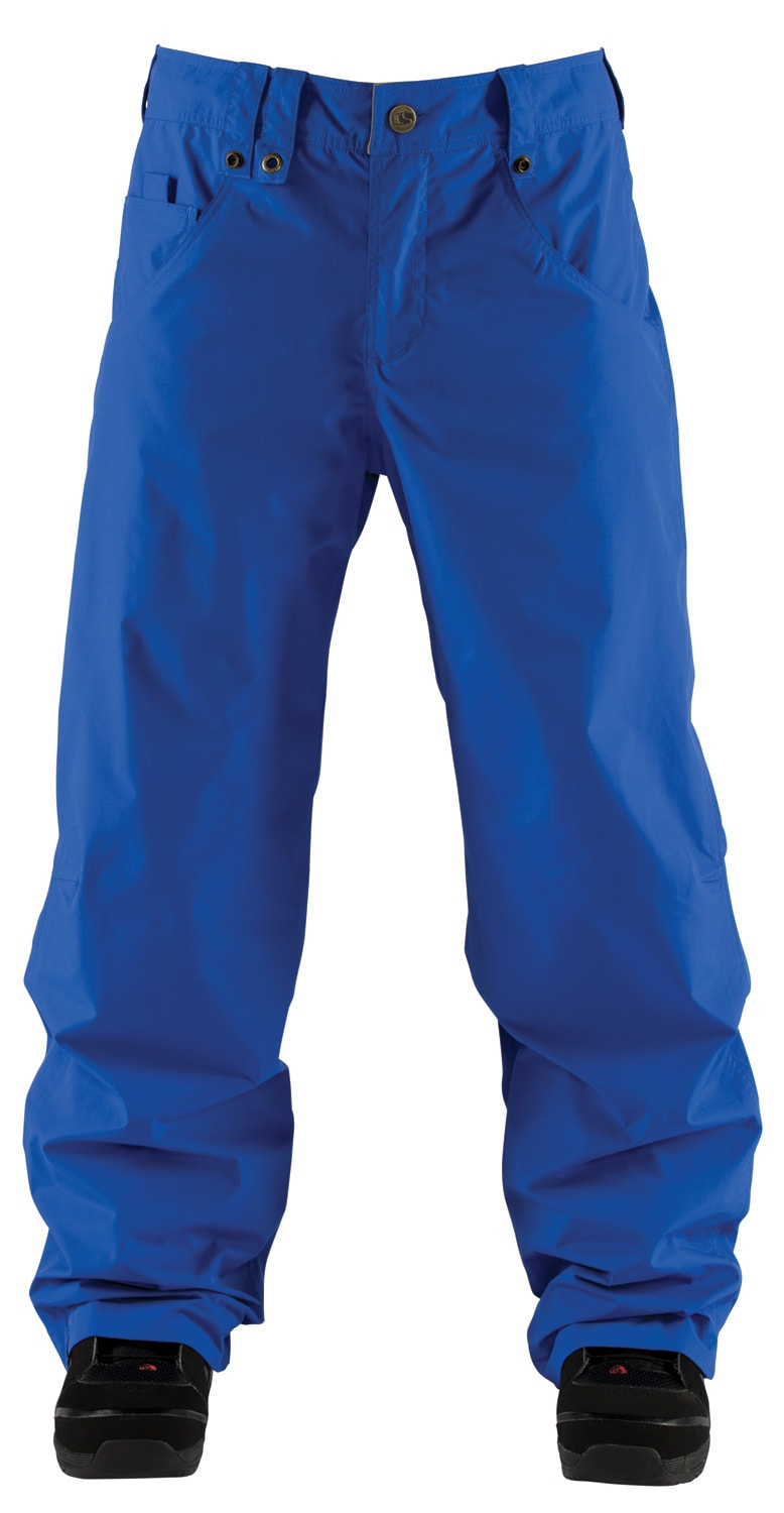 Shop for Bonfire Particle Snowboard Pants True Blue - Men's