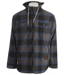 Bonfire Prescott Hoody Jacket Iron