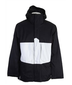 Bonfire Radiant Snowboard Jacket Black/Silk/Black