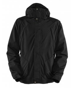 Bonfire Radiant Snowboard Jacket Black