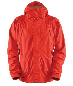 Bonfire Radiant Snowboard Jacket Burnt
