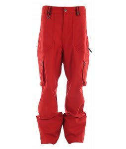 Bonfire Radiant Snowboard Pants Ember