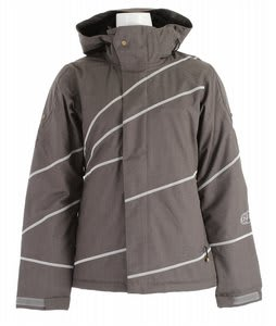 Bonfire Radiant Snowboard Jacket Iron