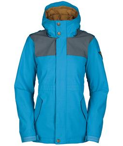 Bonfire Remy Snowboard Jacket Pool/Midnight