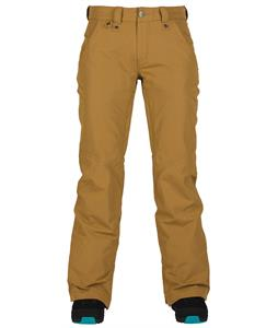 Bonfire Remy Snowboard Pants Driftwood