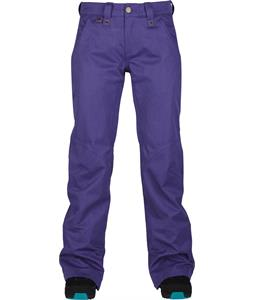 Bonfire Remy Snowboard Pants Iris Denim