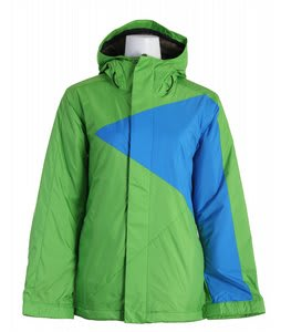 Bonfire Riley Snowboard Jacket Ivy/Crystal