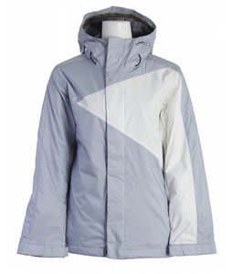 Bonfire Riley Snowboard Jacket Silver/Silk