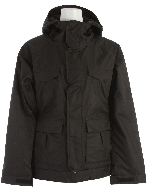Womens bonfire jackets