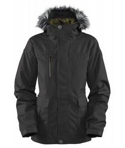 Bonfire Safari Snowboard Jacket Black