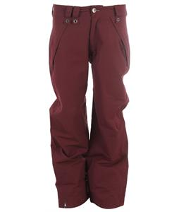 Bonfire Seymour Snowboard Pants Brick