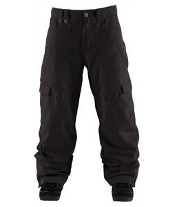 Bonfire Spectral Snowboard Pants Black
