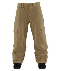 Bonfire Spectral Snowboard Pants Canvas