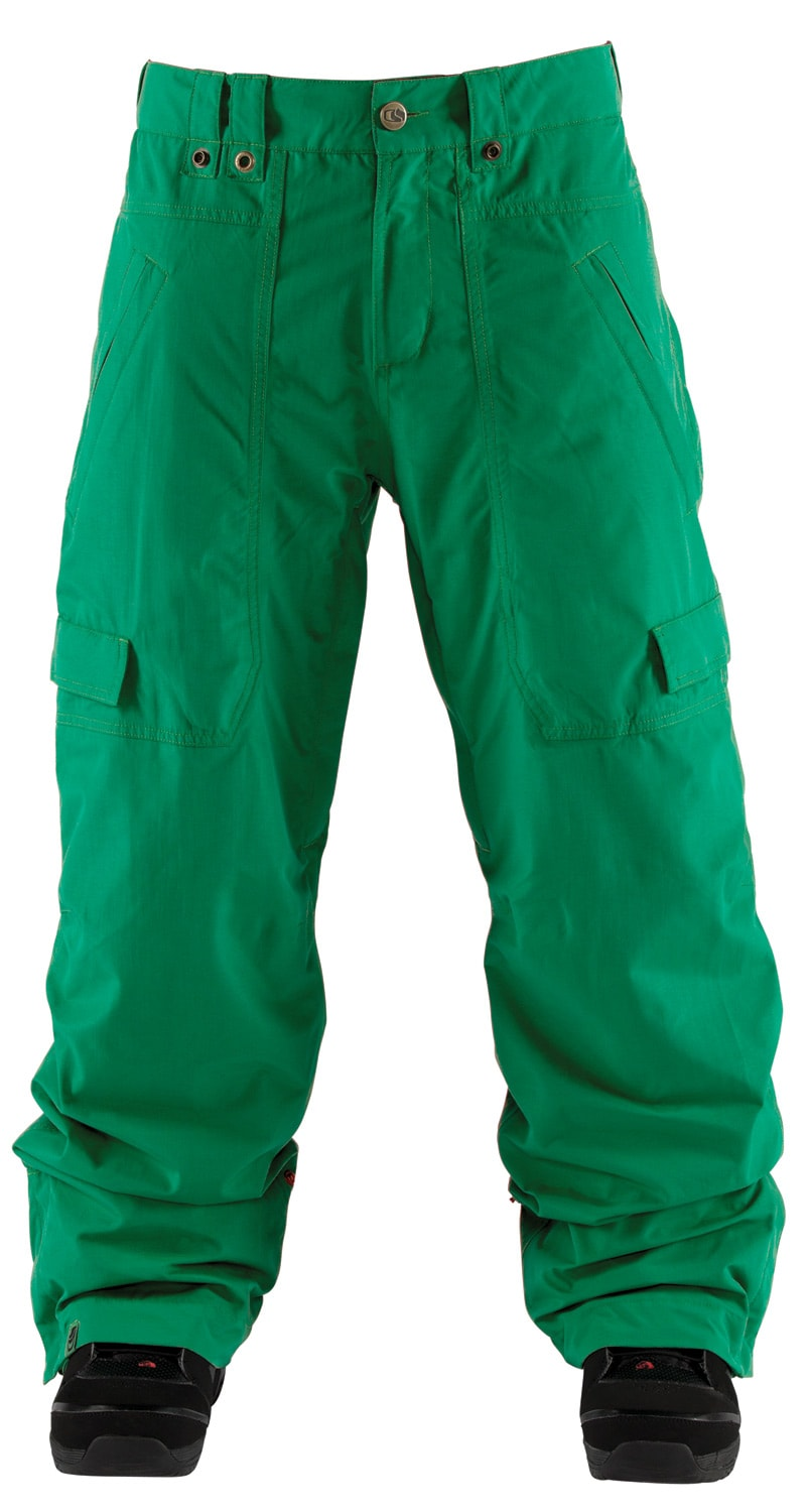 Shop for Bonfire Spectral Snowboard Pants Spruce - Men's