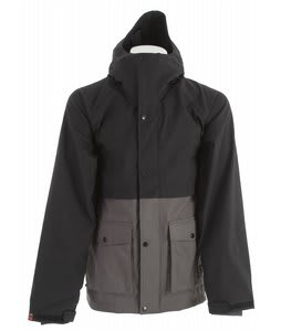 Bonfire Tanner Snowboard Jacket Black