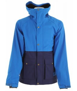 Bonfire Tanner Snowboard Jacket Bluebird