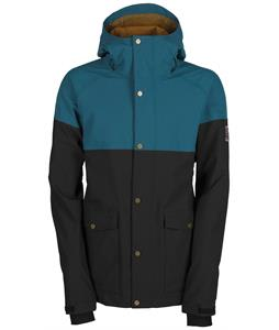 Bonfire Tanner Snowboard Jacket Midnight/Black