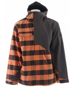 Bonfire Timberline Snowboard Jacket Spark/Onyx