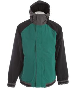 Bonfire Timberline Snowboard Jacket Spruce/Iron/Black