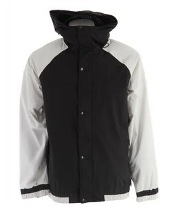 Bonfire Timberline Snowboard Jacket Black/Silk