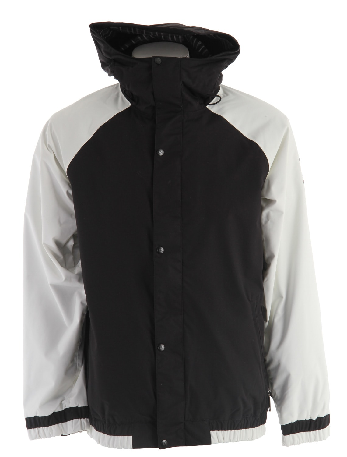 Shop for Bonfire Timberline Snowboard Jacket Black/Silk - Men's
