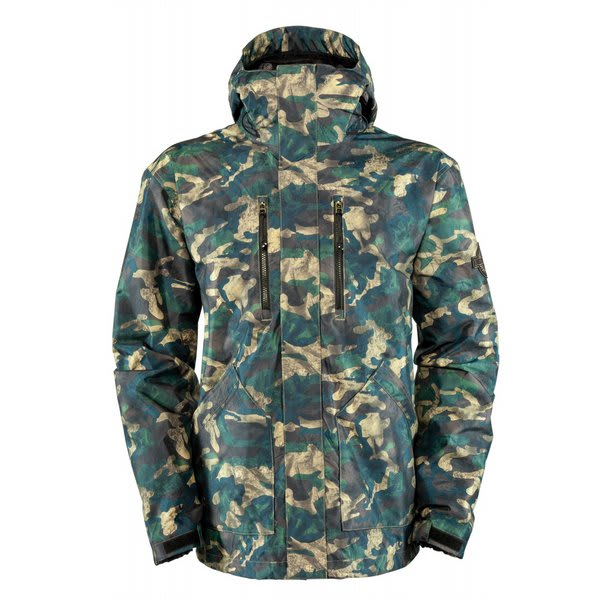 Bonfire Trapper Snowboard Jacket