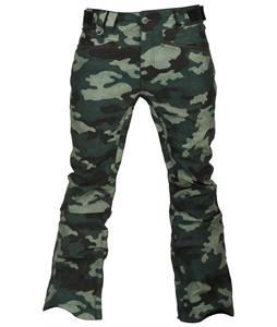 Bonfire Utility Print (Japan) Snowboard Pants