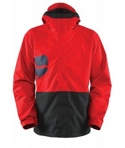 Bonfire Volt Snowboard Jacket Burnt/Black/Marine